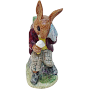 Royal Doulton Billie Bunnykins Cooling Off Figurine 1972 DB3