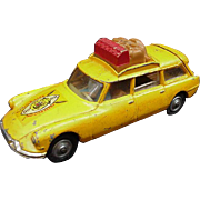 Corgi Diecast Toy Citroen Safari Wagon, Made in Gr. Britain