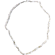"""Gold-Tone Chain Necklace, 17.5"""""""