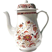 Wedgwood Coffee Pot, Kashmar Pattern