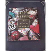 Judith Leiber, The Artful Handbag, Signed Copy, 1995