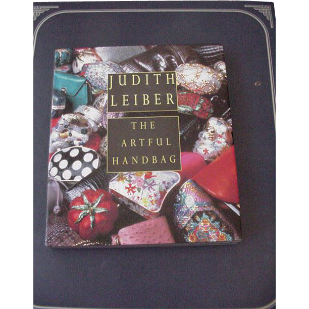 Judith Leiber, The Artful Handbag, Signed Copy, 1995