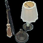 Vintage Shelf or Desk Lamp