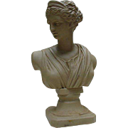 Andrea Drabware Bust, Classical Figure