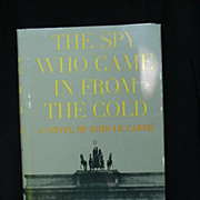 John Le Carre Novel, The Spy Who Came in from the Cold