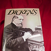 Dickens Biography by Peter Ackroyd, 1990, Harper Collins