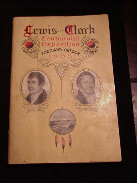 Lewis and Clark Centennial Exposition 1905 Portland, Oregon