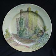 Royal Doulton Castle Plate, Series Ware, Rochester Castle