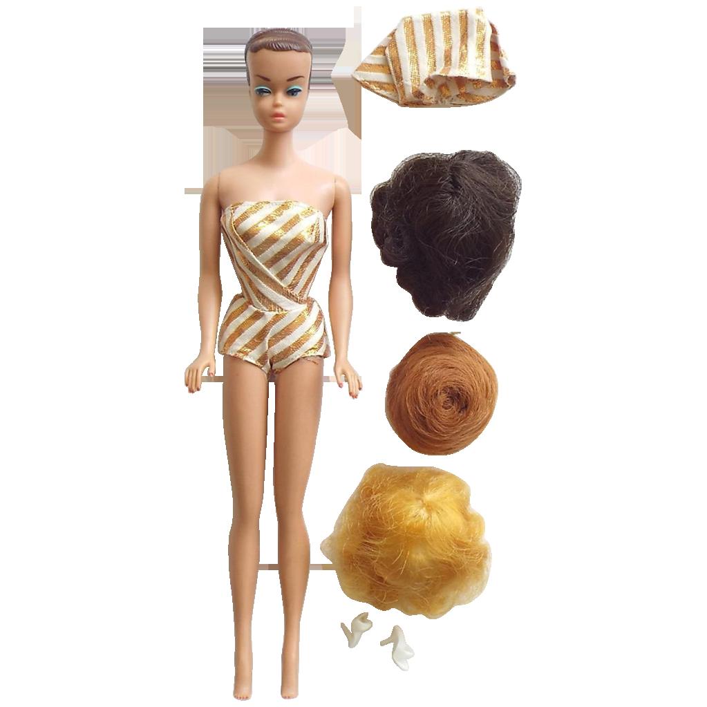 Vintage Barbie Mattel 7