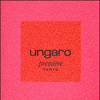 UNGARO PARIS 1993 Primavera Estate Fashion Collection Catalogue with Fabric Samples