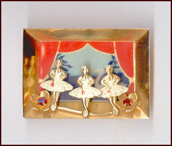 3 Dimensional Scene Window Box Shadow Box Diorama Style