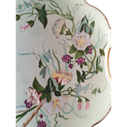 Floral Hand Painted Porcelain Bowl