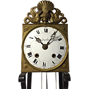 19th Century Comtoise Wall Clock