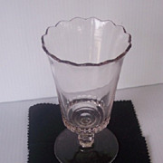 Fabulous Vintage Glass Spooner Mint Condition!
