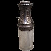 Vintage R Lalique Le Parisien Atomizer Perfume Bottle