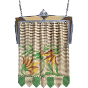 Evans Enamel Mesh Purse Great Frame