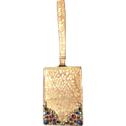 Vintage Austrian Jeweled Vanity Dance Purse