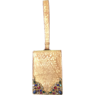 TO BE REMOVED 7-15 Vintage Austrian Jeweled Vanity Dance Purse