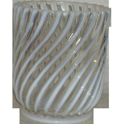 White Opalescent, Beatty's Swirl Spooner