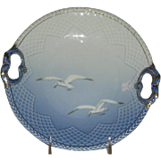 Bing and Grondal, Copenhagen Porcelain, Seagull Plate