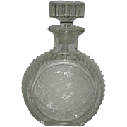 Paden City, Spring Orchid Whiskey Decanter