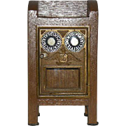 Post Office, Lock Box Door, Mailbox Bank
