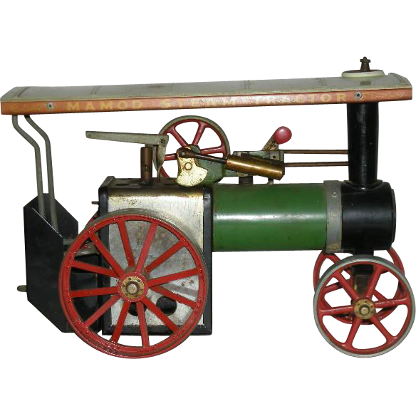 Mamod, TE1A, Mechanical Steam Tractor