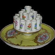 Dresden, Porcelain, Pedestalled Flower Arranger