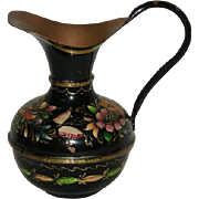 Small, Cloisonne Pitcher