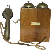 Thompson-Houston Co., French Telephone