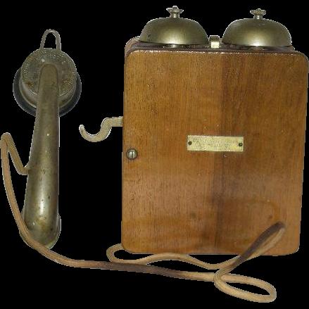 Thompson-Houston Co., French Telephone