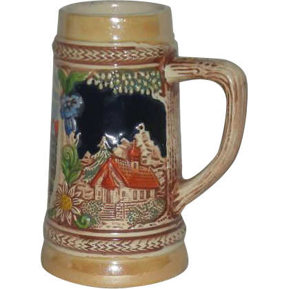 Small, West German, Gerzit Stein