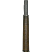 WWII, 80MM  Anti-Aircraft Shell