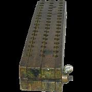 1800's, Brass, 51 Cavity, Gang Mold Bullet Mold