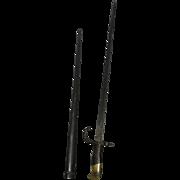 1880, French Military Bayonet W/Scabbard