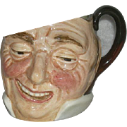 "Royal Doulton, Farmer John 3"" Mug"