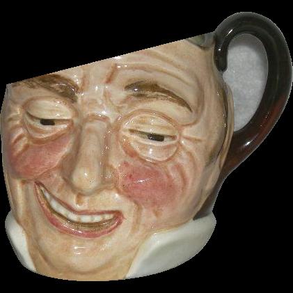 "Royal Doulton, Farmer John 3"" Mug"