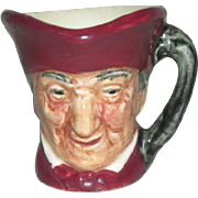 Royal Doulton, The Cardinal, Miniature Mug