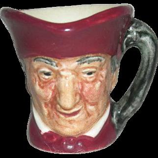 Royal Doulton, The Cardinal, Miniature Mug