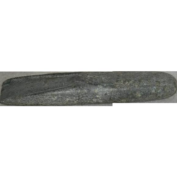 Rare, Native American, Gouge Stone