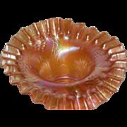 Fenton, Marigold, Flowering Dill, Jack-n-Pulpit Hat Vase