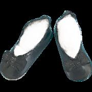 Vintage Oilcloth Ballet Shoes Madame Alexander Nina Arranbee Effanbee Ballerinas