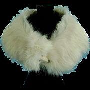 Vintage Ermine Fur Stole Madame Alexander Cissy Doll Miss Revlon Terri Lee