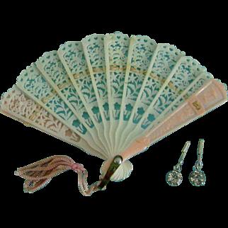 Vintage Fan & Jewelry Madame Alexander Cissy Elise Miss Revlon Toni for Bride