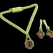 Vintage Doll Jewelry Necklace & Earrings Madame Alexander Cissy Miss Revlon Toni
