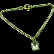 Vintage Doll Jewelry Rhinestone Necklace Madame Alexander Cissy & Miss Revlon