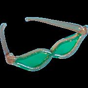 Vintage Orig Littlest Angel Doll Sun Glasses Sunglasses Madame Alexander Elise