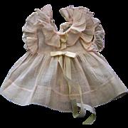 Vintage Original Arranbee Nancy Doll Clothes Dress Ideal Shirley Temple