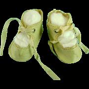 Vintage Oilcloth Doll Shoes Terri Lee Madame Alexander Effanbee Patsy Joan