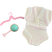 Vintage Orig Tiny Tears Doll Layette Set Underwear, Rattle Betsy Wetsy Dy-Dee